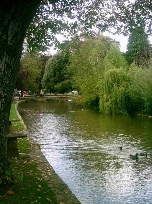 Bourton on the Water - October 2010