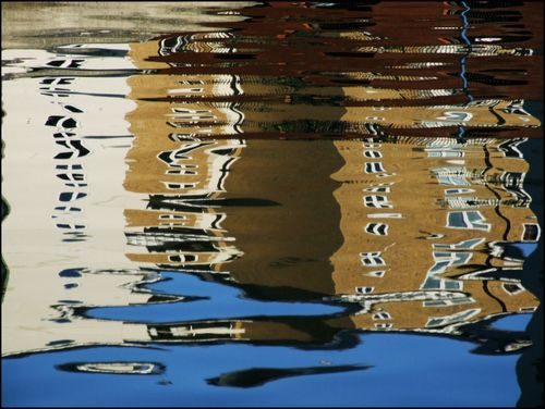 Reflections of Sovereign Harbour