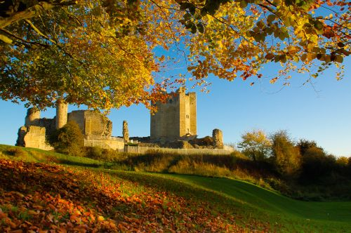 Conisbrough Castle near Doncaster