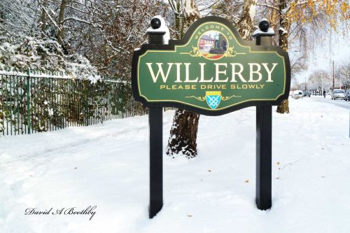 Willerby, East Yorkshire