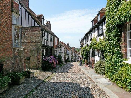 Cobbled Street, Rye