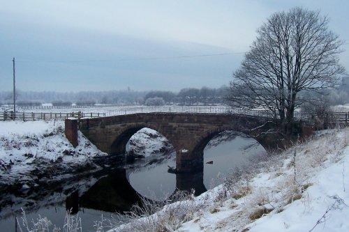 River Darwen bridge