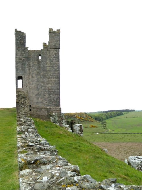 Dunstanburgh Castle Lilburn Tower