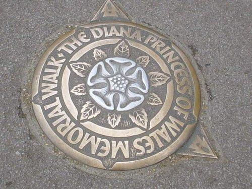 Diana Princess Of Wales Memorial, London
