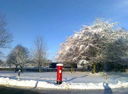 Northgate, Morpeth. December 2010