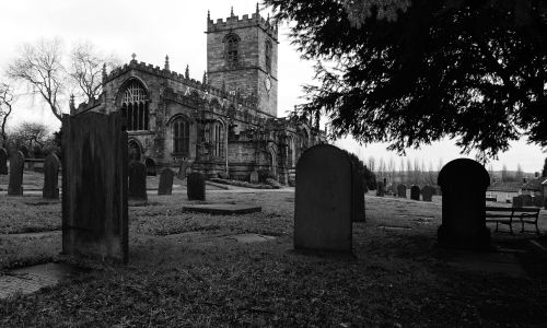 Ecclesfield Church St Mary