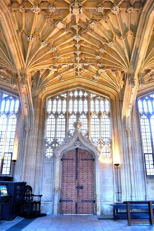 The Divinity School, Bodleian Library, Oxford
