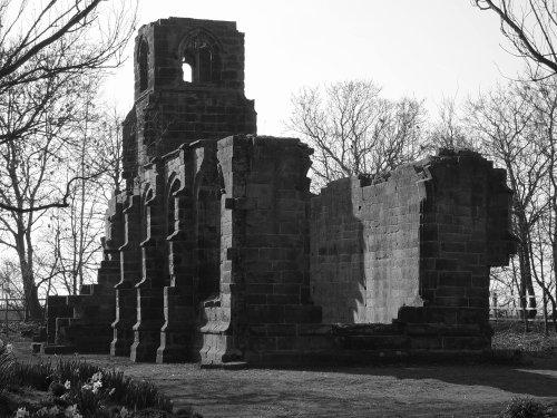 Lydiate Abbey