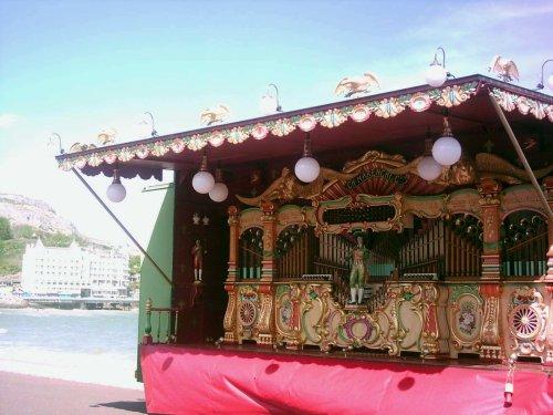 Llandudno - Victorian Festival - May 2011