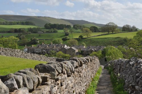 Path from Grassington to Linton