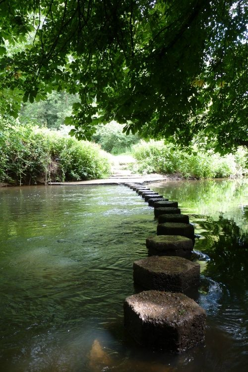 The Stepping Stones.