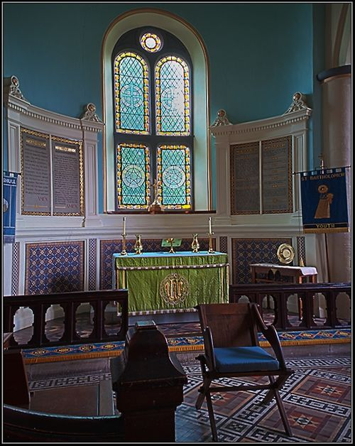 Pictures Of Church Minshull