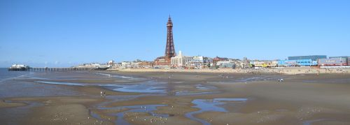 The Front at Blackpool