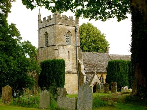 Church in Lower Slaughter