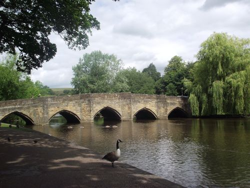 Bakewell in Derbyshire
