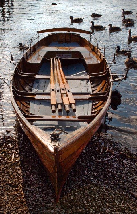 Derwentwater boat