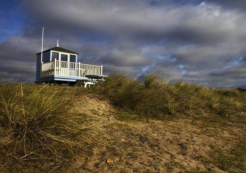 Sandbanks, Mudeford