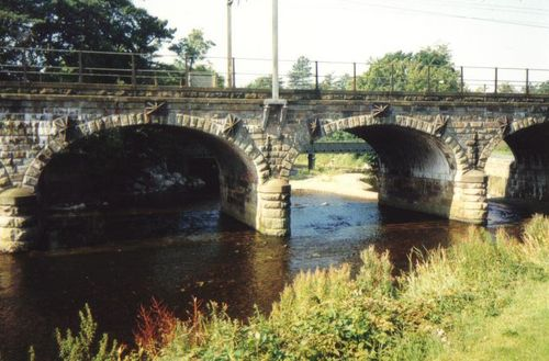 Six Arches, near the River Wye, Scorton, Lancashire