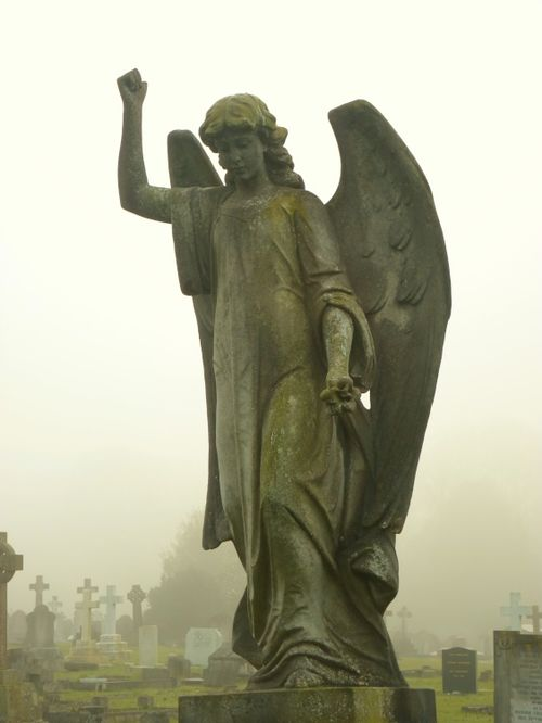 Angel of the Mist