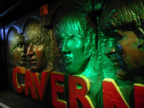 Interior of the Cavern Club