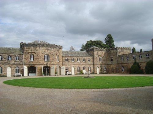 Ripley Castle, East Wing
