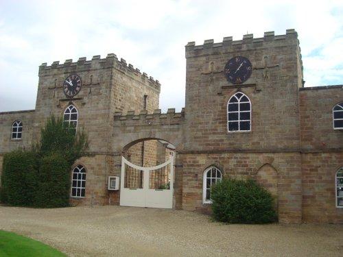 Ripley Castle, Gatehouse
