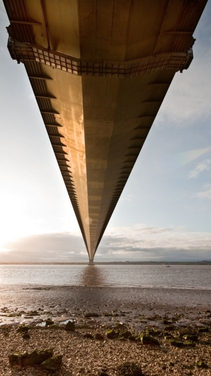 Humber Bridge 4-12-11