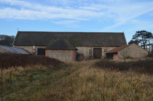 Paston Great Barn