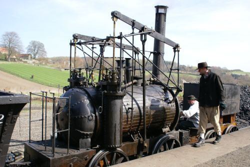 Locomotion 1 (Replica)
