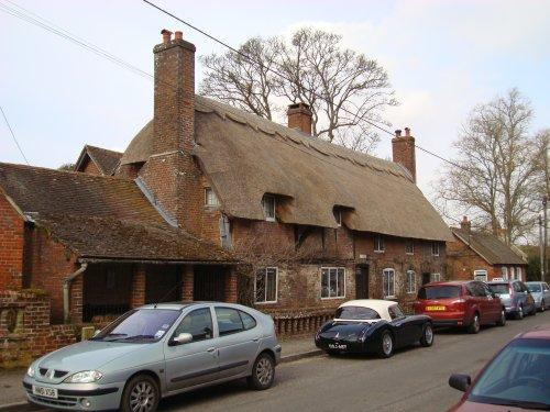 Winchester Road, Clinker Cottage