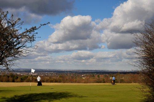 Epsom Golfers