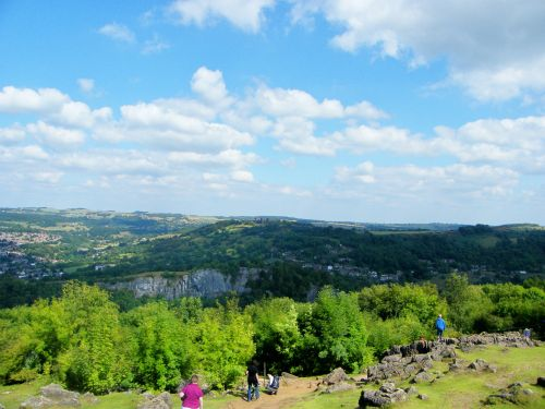 Heights Of Abraham , Matlock Bath