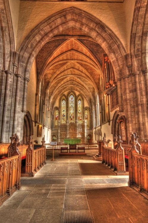 Brecon Cathedral