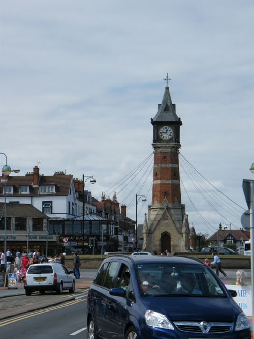 The Clock Tower Skegness