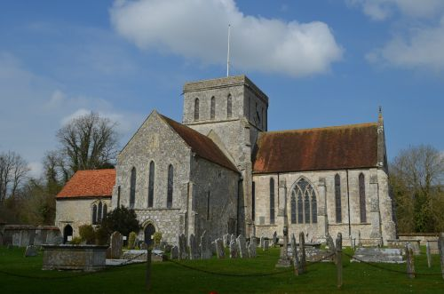 St Mary and St Melor Abbey Church, Amesbury