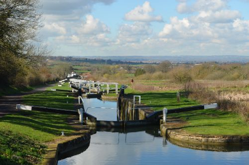Caen Hill Locks, Devizes