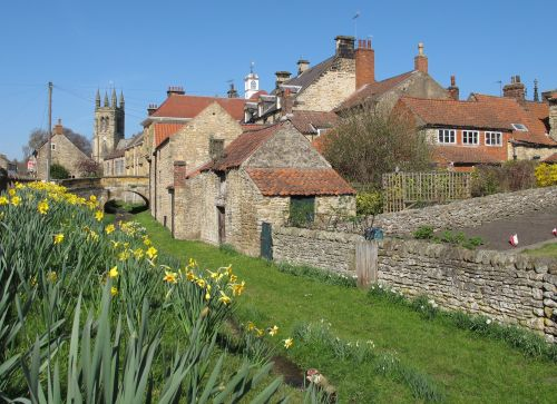 Helmsley in the Yorkshire Moors