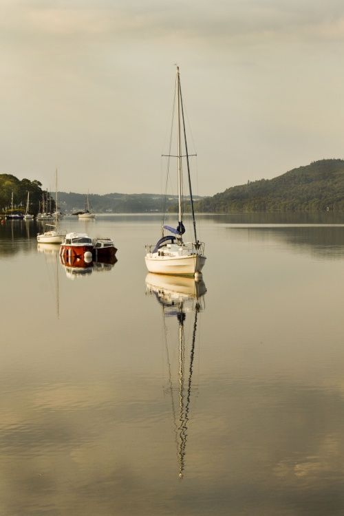 Reflection on Windermere