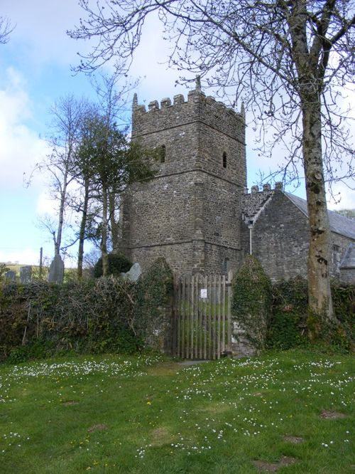 St Petroc's Church, Parracombe