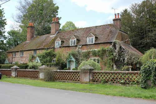 A Chawton Cottage