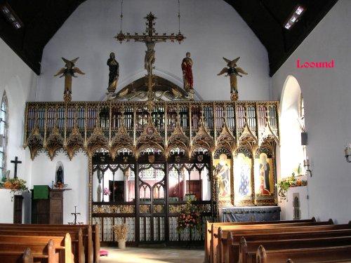 The Golden Church Lound