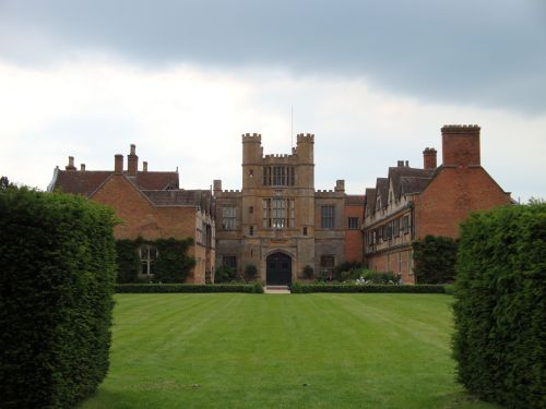 Coughton Court June 2008