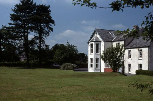 Friars Park House and grounds, Carmarthen