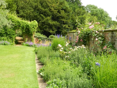 Upton House and Garden June 2011