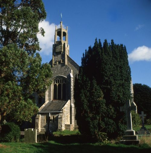 The Church of Saint John the Evangelist, Holdenhurst