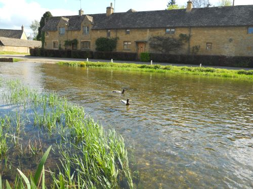Lower Slaughter, Gloucestershire