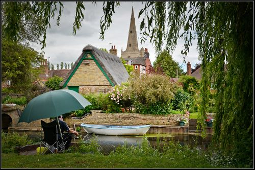 Gone Fishing, Godmanchester.