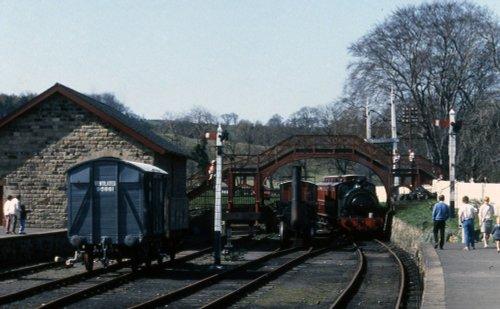 Rowley Station, Beamish