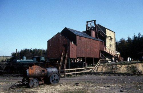 The coal mine; Beamish