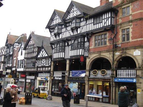 Bridge Street, Chester